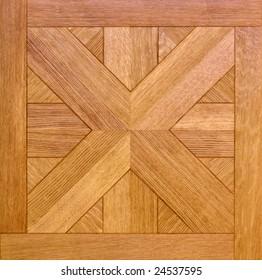Texture of the wooden floor