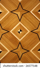 Texture of the wooden floor to serve as background