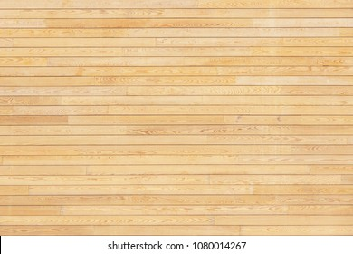 Texture of wooden slats. Many planks on the photo.