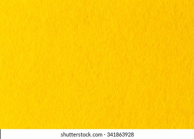 texture of yellow felt