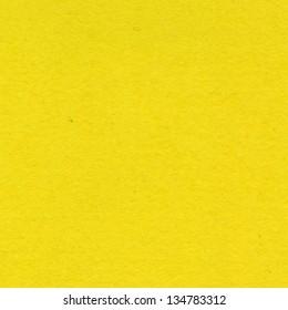Texture of yellow fiber paper.