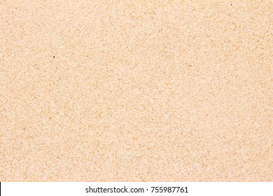 Texture of yellow sand for background