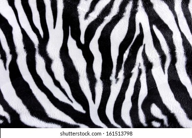 Texture of zebra skin ready to use for your design