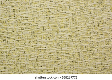 Textured and colored wallpaper