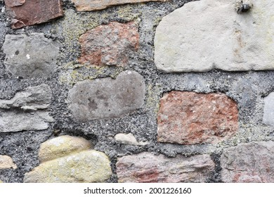 A textured coloured wall background