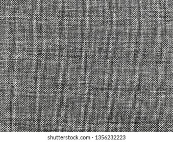 Textured fabric background  of gray fabric