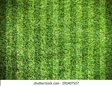 textured grass football , green natural grass of a soccer field
