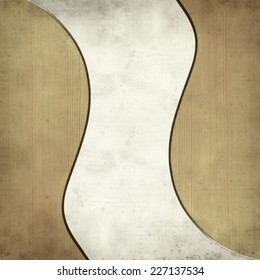 textured old paper background with classic acoustic guitar