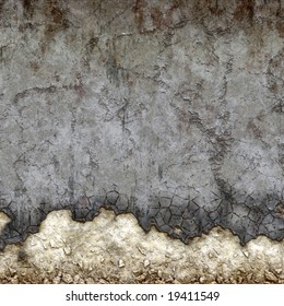 textured old wall