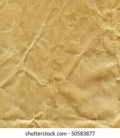 Textured striped packaging brown paper background