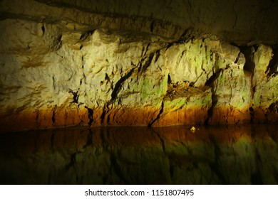 Tha Limestone Cave in Japan