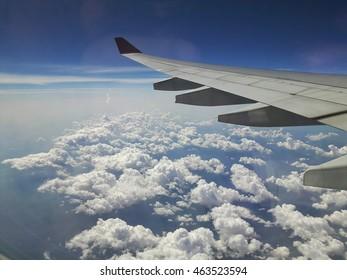 Thai Airway , Suvarnabhumi Airport  Bangkok Thailand