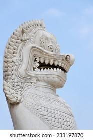 thai art statue