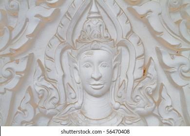 Thai Art in Thai Temple