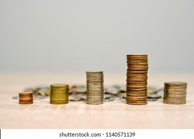 Thai bath coins