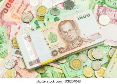 Thai bath is a main monetary that use in Thailand