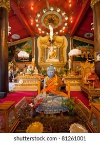 Thai Buddha Sculpture