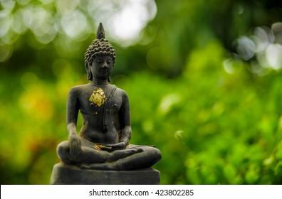 thai buddha statue image