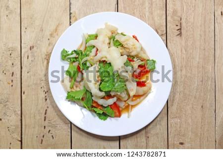 Spices thai asian