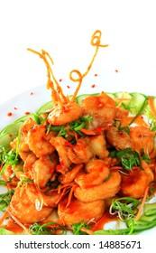 Thai Chili Prawn