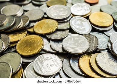 thai coin thai money