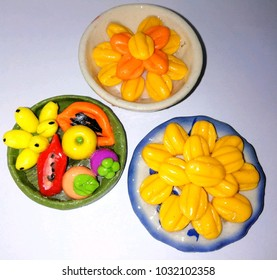 Thai Desserts Model