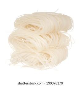 Thai Dried Rice Noodles; Non unsharpen file
