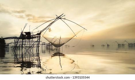 Thai fishermen's way of life