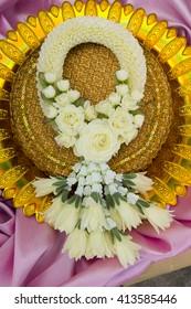 Thai flower garland