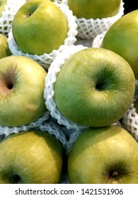 Thai fruit : Thai fruit to consist of grape, apple, banana and melon are in supermaket store