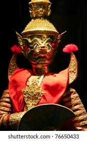 Thai giant puppet