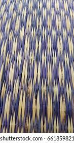 A Thai handmade mat