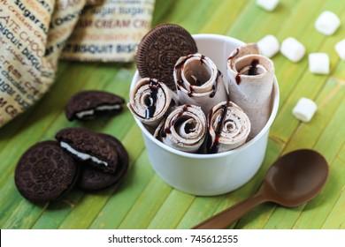 thai ice-cream