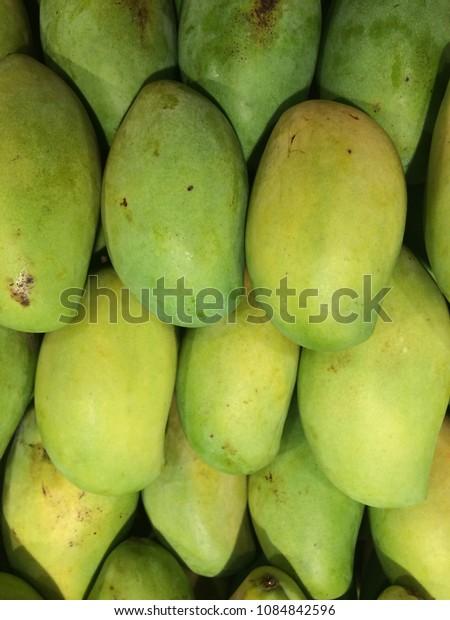 Thai mango and fruit