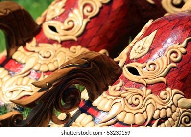 Thai masked festival. It is named Phi-Ta-Khon in Northeastern Thailand
