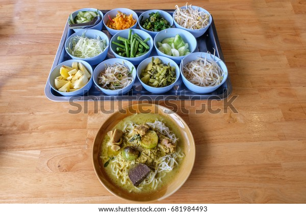 Thai Meal Kit Green Curry Chicken