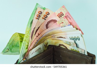 Thai Money, Thai bank note, Thai Baht