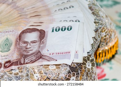 Thai money for marriage
