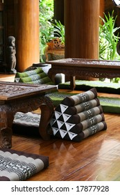 Thai Pillows And Furniture   Travel And Tourism.