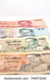 Thai Rama IX banknote