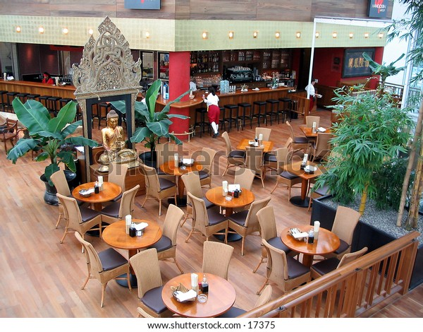 Thai Restaurant in Munich Airport