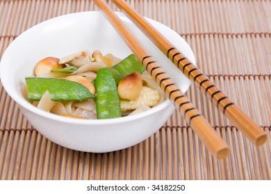 Thai rice pasta