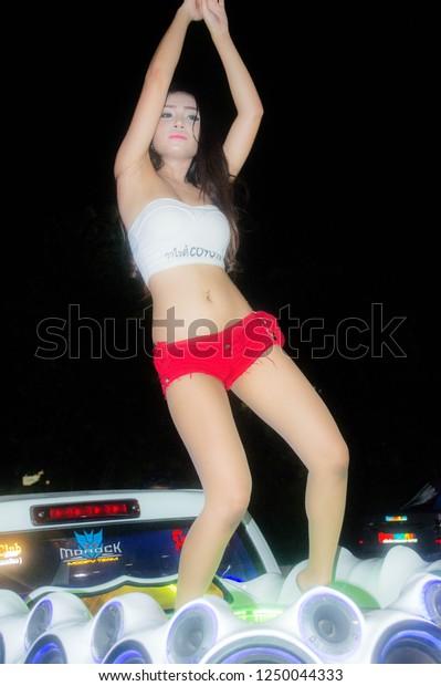 Teen Booty Strip Dance Hd