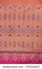 Thai Silk Pattern and local design