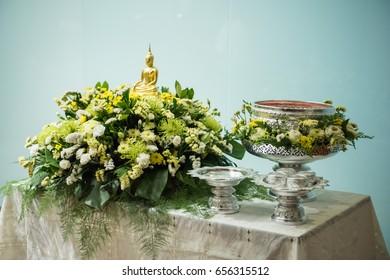 Thai songkran culture