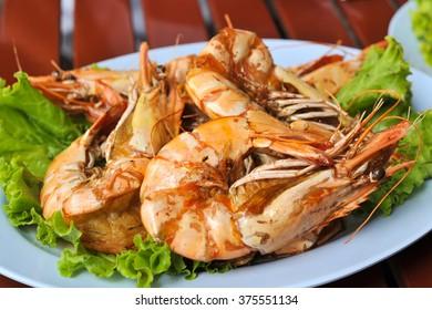 Thai Style Fried Shrimp/ Prawn
