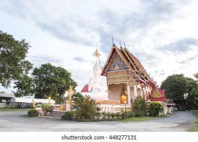 Thai temple, Loei, Thailand