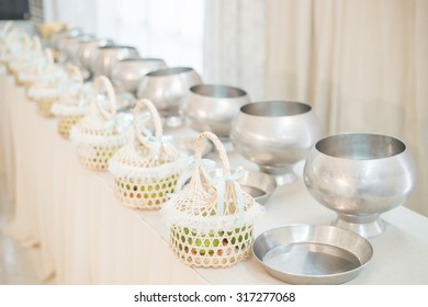 Thai wedding ceremony decoration