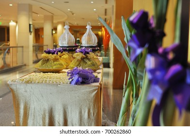 Thai wedding flowers