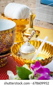 Thai wedding, Thai tradition wedding watering relaunch Wedding Ceremony Thailand.